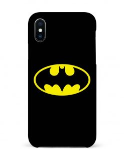 Batman iPhone Xs Max Mobile Cover