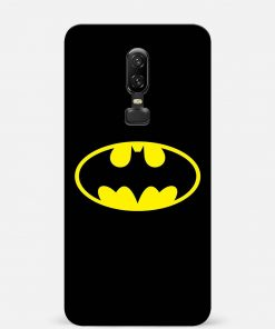 Batman Oneplus 6 Mobile Cover