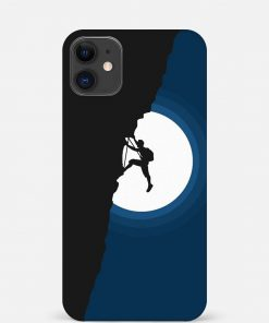 Climbing iPhone 12 Mini Mobile Cover