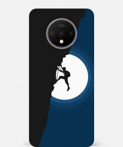 Climbing Oneplus 7T Mobile Cover