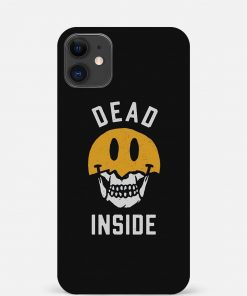 Dead Inside iPhone 12 Mini Mobile Cover