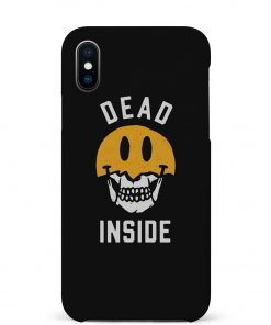 Dead Inside iPhone Xs Max Mobile Cover