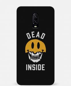 Dead Inside Oneplus 7 Mobile Cover