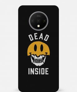 Dead Inside Oneplus 7T Mobile Cover