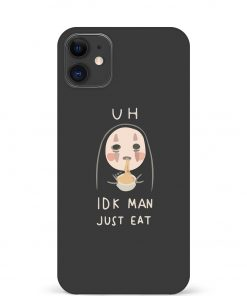 Just Eat iPhone 12 Mini Mobile Cover