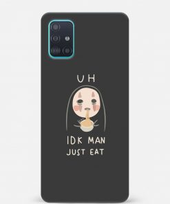 Just Eat Samsung Galaxy A51 Mobile Cover