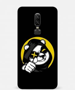 Panda Oneplus 6 Mobile Cover