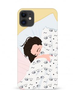 Sleeping Beauty iPhone 12 Mini Mobile Cover