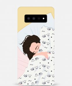 Sleeping Beauty Samsung Galaxy S10 Mobile Cover