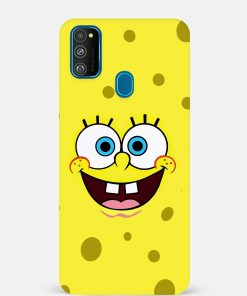 Spongebob Samsung Galaxy M30s Mobile Cover