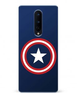 Captain Oneplus 8 Mobile Cover