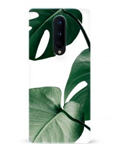 Monstera Oneplus 8 Mobile Cover