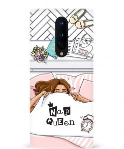 Nap Queen Oneplus 8 Mobile Cover