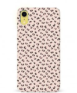 Nude Leopard iPhone XR Mobile Cover