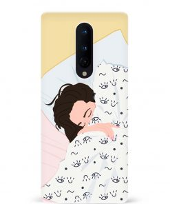 Sleeping Beauty Oneplus 8 Mobile Cover