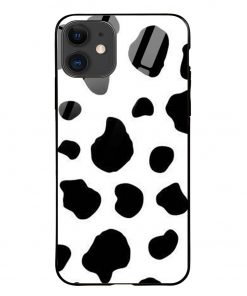 Moo iPhone 12 Glass Case Cover