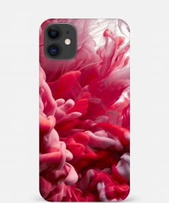 Red Paint iPhone 12 Mini Mobile Cover