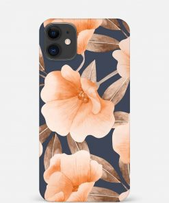 Watercolor Floral iPhone 12 Mini Mobile Cover