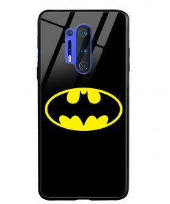Batman Oneplus 8 Pro Glass Case Cover