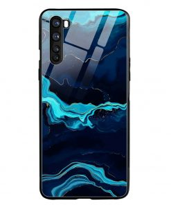 Blue Marble Oneplus Nord Glass Case Cover