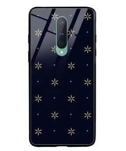 Ditzy Floral Oneplus 8 Glass Case Cover