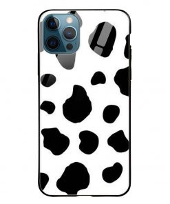 Moo iPhone 12 Pro Max Glass Case Cover
