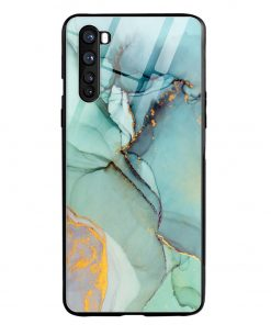 Oil Paint Oneplus Nord Glass Case Cover
