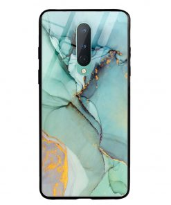 Oil Paint Oneplus 8 Glass Case Cover