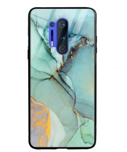 Oil Paint Oneplus 8 Pro Glass Case Cover