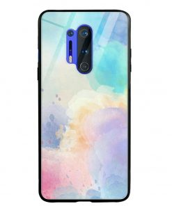 Paint Colors Oneplus 8 Pro Glass Case Cover