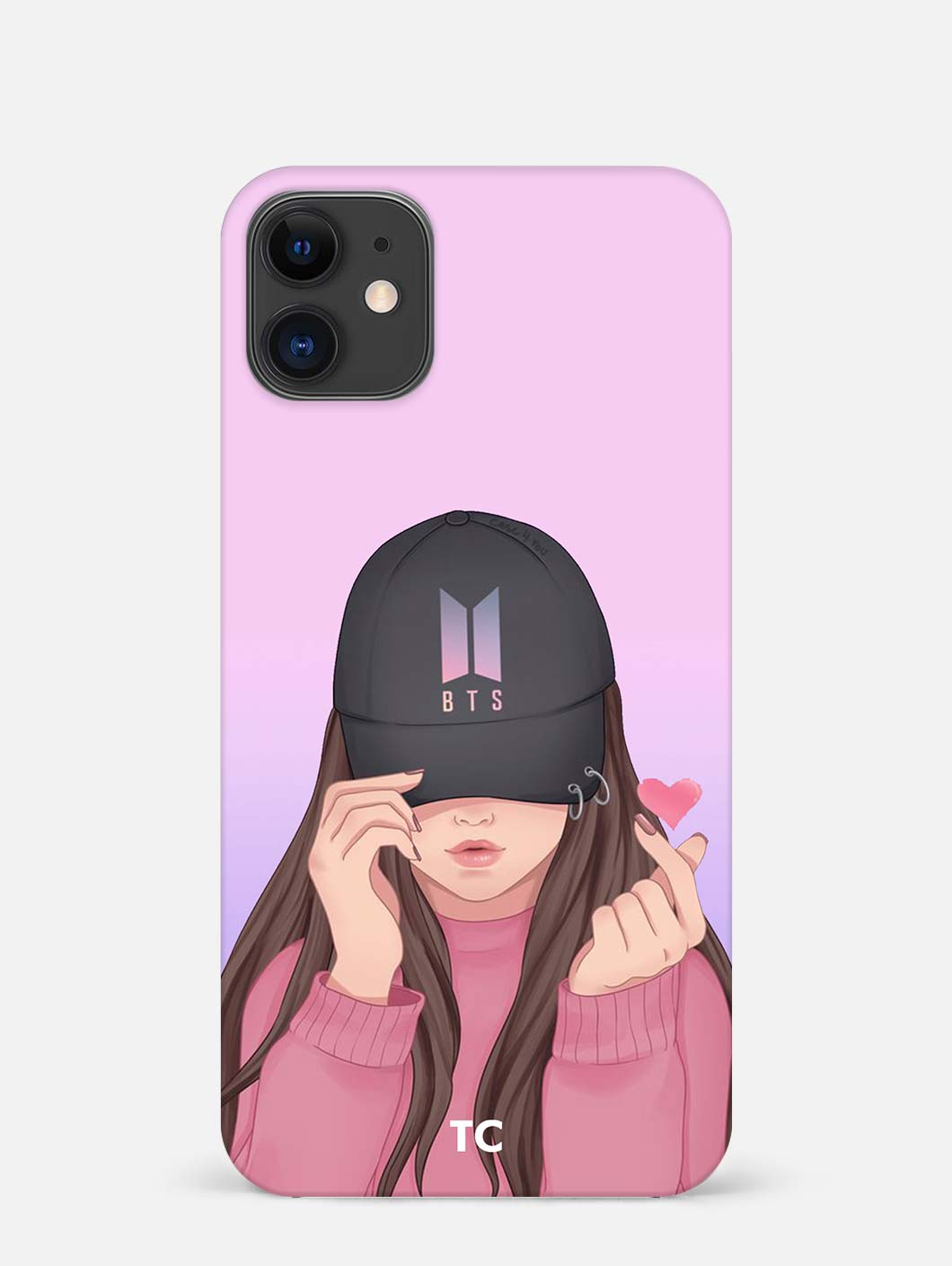 BTS iPhone 12 Mini Mobile Cover