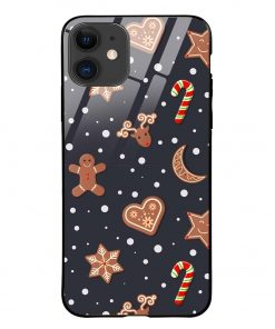 Cookies iPhone 12 Mini Glass Case Cover