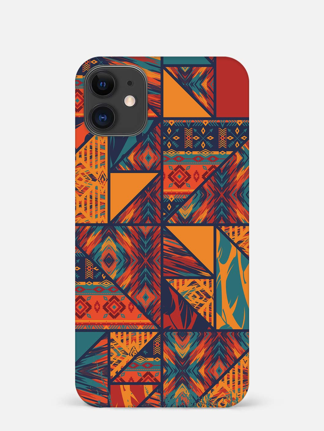 Ethnic Chic iPhone 12 Mini Mobile Cover