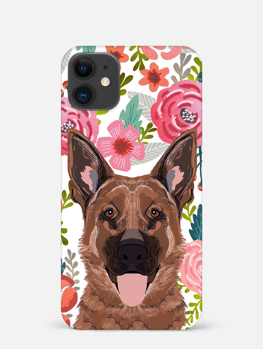 Shepherd iPhone 12 Mini Mobile Cover