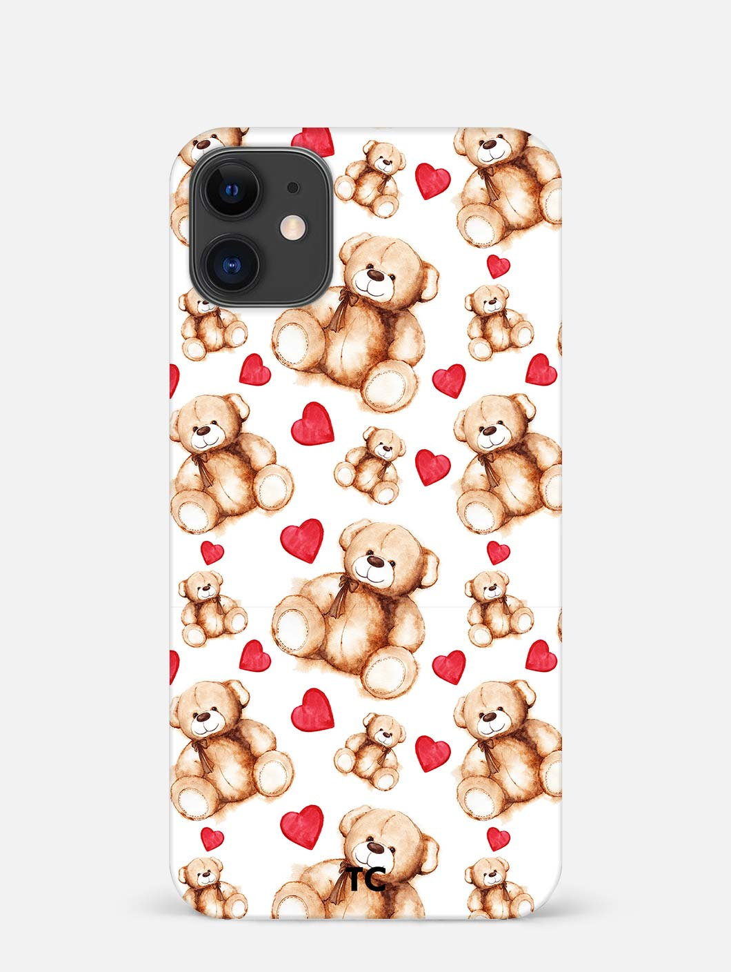 Teddy Bear iPhone 12 Mini Mobile Cover
