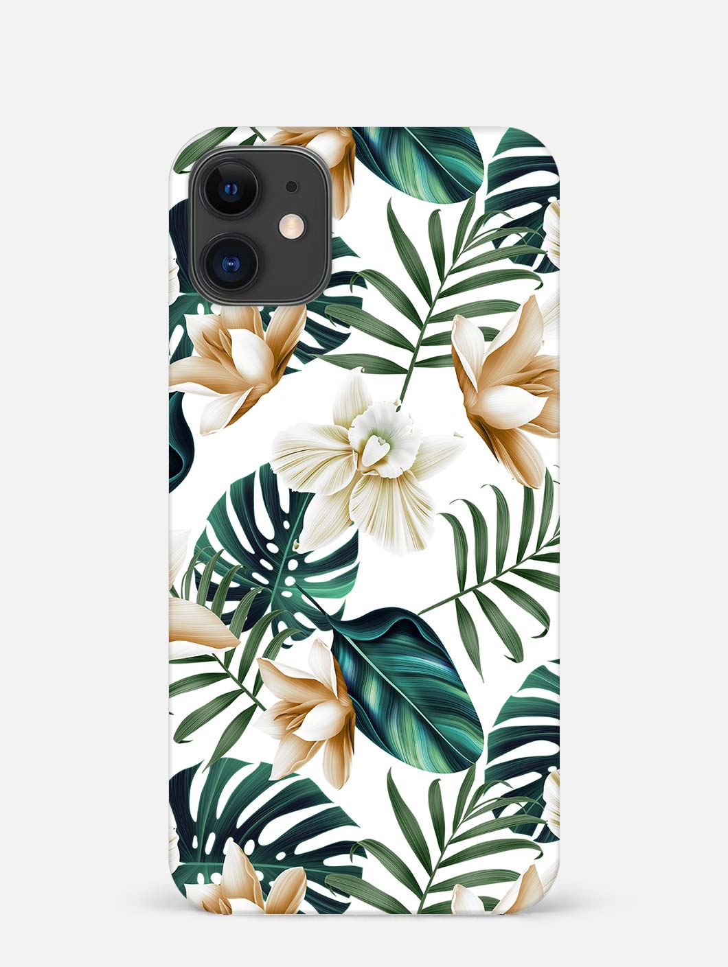 Tropical Flower iPhone 12 Mini Mobile Cover