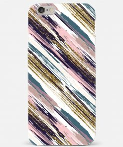 Color Stripess iPhone 6s Plus Mobile Cover