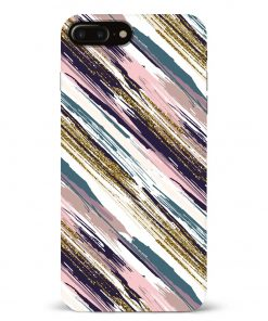 Color Stripess iPhone 8 Plus Mobile Cover