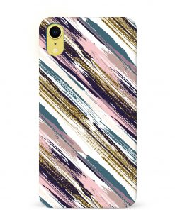 Color Stripess iPhone XR Mobile Cover