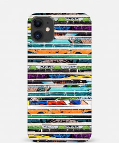 Comic Stack iPhone 12 Mini Mobile Cover