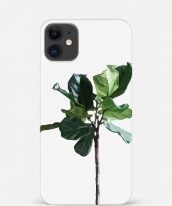 Fig Plant iPhone 12 Mini Mobile Cover