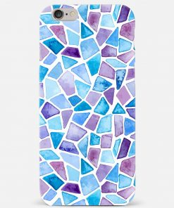 Mosaic Pattern iPhone 6s Plus Mobile Cover