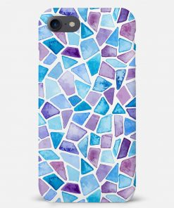 Mosaic Pattern iPhone SE Mobile Cover