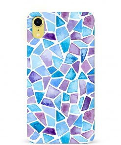 Mosaic Pattern iPhone XR Mobile Cover
