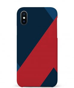 Shapes iPhone Xs Max Mobile Cover