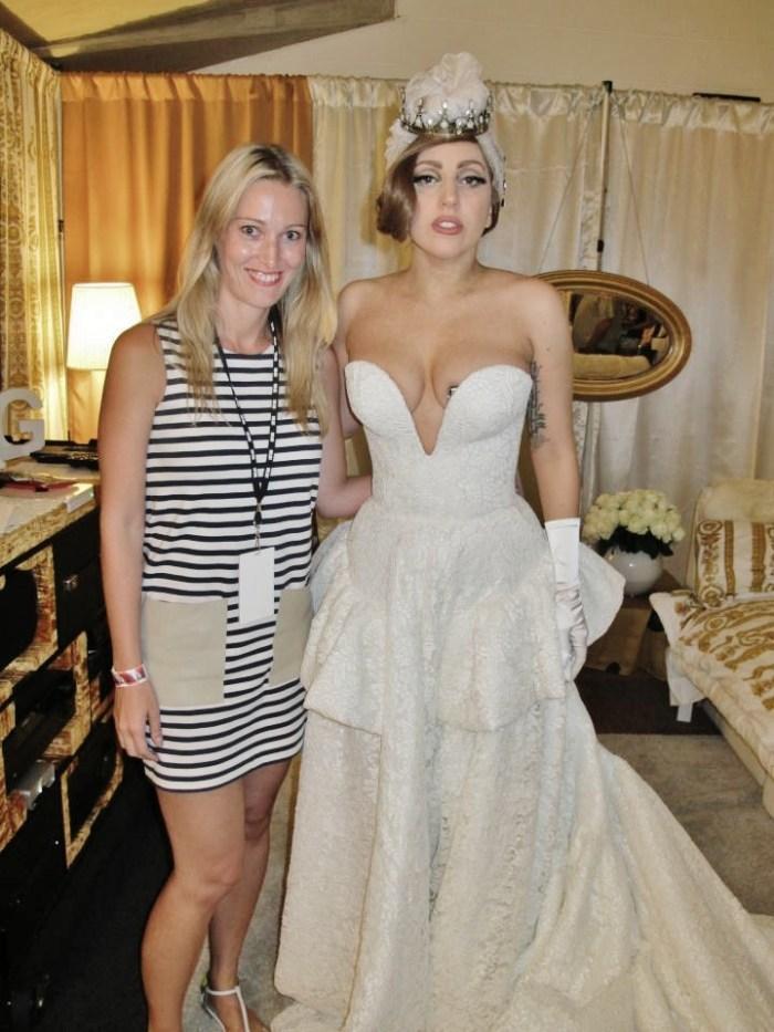 Lady Gaga Julia Maile