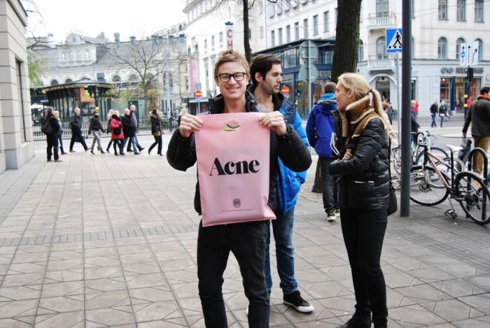 acne store