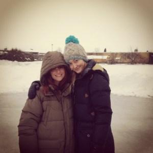 girls on ice