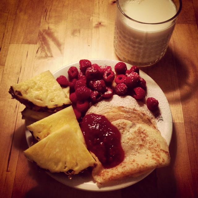 pancake dinner