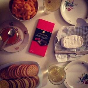 valentines food